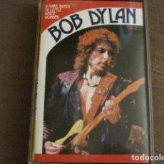 Casetes antiguos: BOB DYLAN - A RARE BATCH OF LITTLE WHITE WONDER VOL.2. Lote 244766400