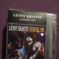 Casetes antiguos: LENNY KRAVITZ - EUROPE 1993. CASSETTE. MUY RARO!. Lote 244778110