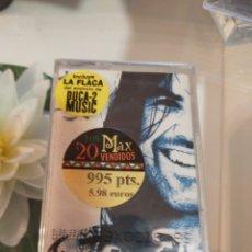 Cassettes Anciennes: JARABE DE PALO CASETE LA FLACA PRECINTADA /2. Lote 244931680