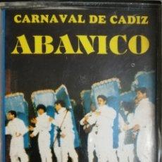 Casetes antiguos: COMPARSA ABANICO (CARNAVAL 1982). Lote 244939895