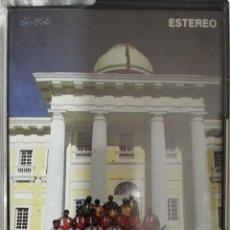 Casetes antiguos: ANTOLOGÍA DE COROS ISLEÑOS (CARNAVAL). Lote 244941795