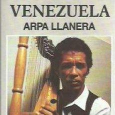 Casetes antiguos: CASETE MARIO GUACARAN-VENEZUELA - ARPA LLANERA.1988.. Lote 244943195