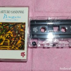 Casetes antiguos: CASSETTE ARTURO SANDOVAL – DANZON (DANCE ON) - GRP GRC-9761 (EX+/EX+). Lote 245070655