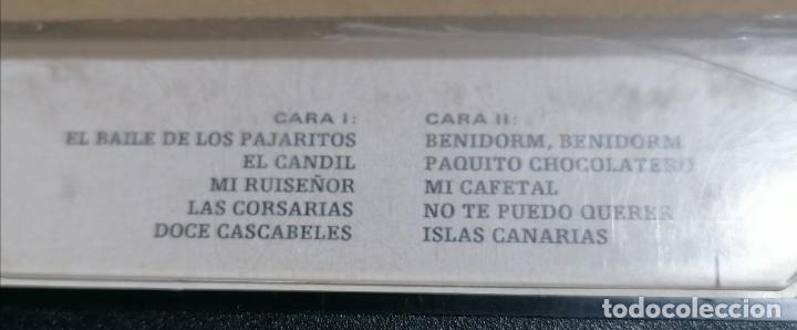 Casetes antiguos: CASSETTE: EL BAILE DE LOS PAJARITOS (DANCE LITTLE BIRD) POR Mª JESÚS Y SU ACORDEÓN CON ORQUESTA - Foto 2 - 245448035