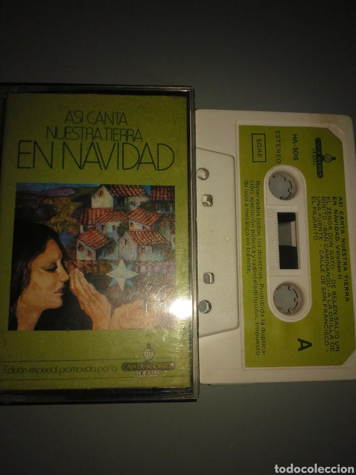 ASÍ CANTA NUESTRA TIERRA EN NAVIDAD (Música - Casetes)