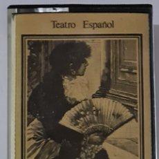 Casetes antiguos: CASETE TEATRO ESPAÑOL. CONSUELO. LOPEZ DE AYALA. Lote 245476350