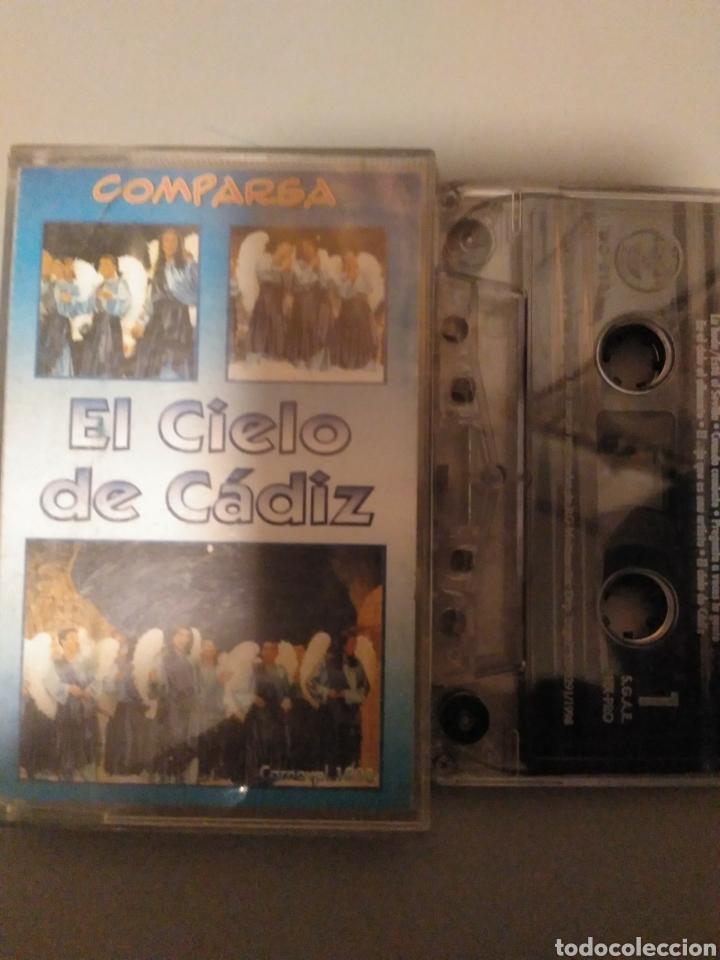 EL CIELO DE CÁDIZ (Música - Casetes)