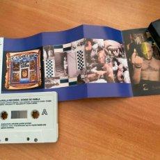 Casetes antiguos: LA POLLA RECORDS (DONDE SE HABLA) CASSETTE ESPAÑA 1998 (CAI2). Lote 295406448
