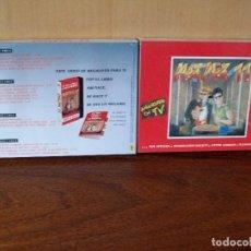 Casetes antiguos: MAX MIX 11 - DOBLE CASSETTE NUEVA PRECINTADA. Lote 245711840