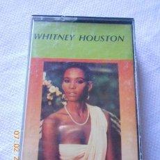 Casetes antiguos: CASSETTE MUSICA WHITNEY HOUSTON ANO 1985. Lote 245789380