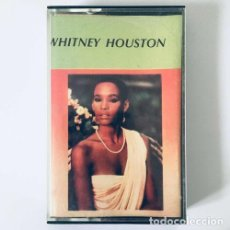 Casetes antiguos: WHITNEY HOUSTON CASSETTE. Lote 245792750