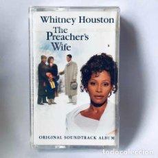 Casetes antiguos: WHITNEY HOUSTON THE PREACHERS WIFE CASSETTE SELLADO. Lote 245802575