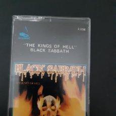 Casetes antiguos: THE BLACK SABBATH THE KINGS OF HELL BLACK SABBATH 1987. Lote 245822155