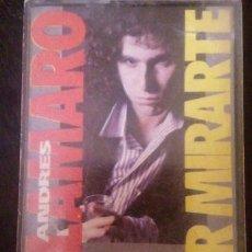 Cassette antiche: ANDRES CALAMARO POR MIRARTE ROCK NACIONAL CASSETTE. Lote 245835960