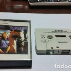Casetes antiguos: SCORPIONS ANIMAL MAGNETISM CASSETTE USA ANO 1980. Lote 245838360
