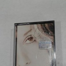 Casetes antiguos: CASSETTE CELINE DION ALL THE WAY A DECADE OF SON. Lote 245839745