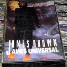 Casetes antiguos: JAMES BROWN JAMES UNIVERSAL CASSETTE. Lote 245866450