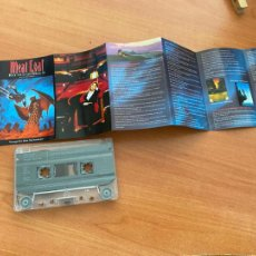 Casetes antiguos: MEAT LOAF (BAT OUT OF HELL II) CASSETTE (CAI1). Lote 246152965