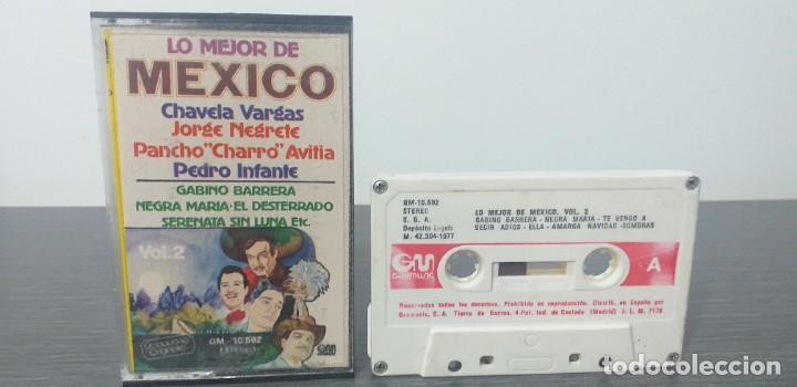 Casetes antiguos: *** SON 25 CINTAS DE CASSETES- VARIOS TITULOS - ESPAÑOLA DECADA 1970. CASETE MUSICA. 23+2 CINTAS¡¡¡ - Foto 8 - 249522650