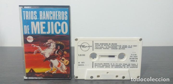 Casetes antiguos: *** SON 25 CINTAS DE CASSETES- VARIOS TITULOS - ESPAÑOLA DECADA 1970. CASETE MUSICA. 23+2 CINTAS¡¡¡ - Foto 10 - 249522650