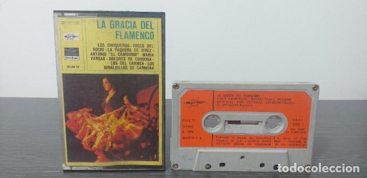 Casetes antiguos: *** SON 25 CINTAS DE CASSETES- VARIOS TITULOS - ESPAÑOLA DECADA 1970. CASETE MUSICA. 23+2 CINTAS¡¡¡ - Foto 11 - 249522650
