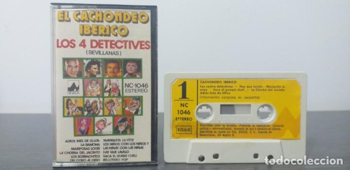 Casetes antiguos: *** SON 25 CINTAS DE CASSETES- VARIOS TITULOS - ESPAÑOLA DECADA 1970. CASETE MUSICA. 23+2 CINTAS¡¡¡ - Foto 16 - 249522650