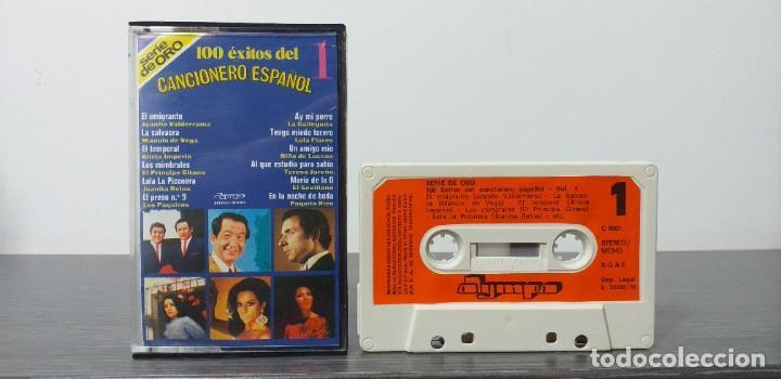 Casetes antiguos: *** SON 25 CINTAS DE CASSETES- VARIOS TITULOS - ESPAÑOLA DECADA 1970. CASETE MUSICA. 23+2 CINTAS¡¡¡ - Foto 20 - 249522650