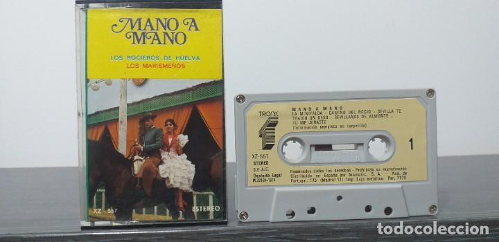 Casetes antiguos: *** SON 25 CINTAS DE CASSETES- VARIOS TITULOS - ESPAÑOLA DECADA 1970. CASETE MUSICA. 23+2 CINTAS¡¡¡ - Foto 25 - 249522650