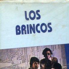 Casetes antiguos: LOS BRINCOS (EXITOS DE ORO) CAJA CON 4 CASETES EDITADO POR ZAFIRO 1990). Lote 252435670