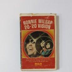 Casetes antiguos: RONNIE MILDAP 20-20 VISION / RCA / MUY RARO OPOTUNIDAD UNICA, NO ENCONTRARAS OTRO COMO ESTE ¡UNICO!. Lote 253485360