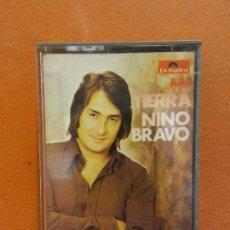 Cassette antiche: CASETE. MI TIERRA NINO BRAVO. POLYDOR. Lote 253516295
