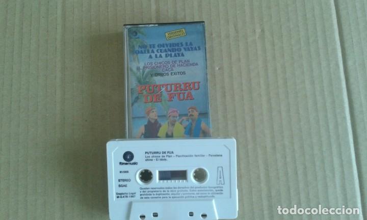 PUTURRU DE FUA CASETE - EXITOS CASETE 1987 (Música - Casetes)
