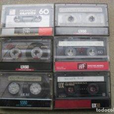 Cassettes Anciennes: CASETES PARA GRABAR. Lote 253787935
