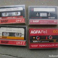 Cassettes Anciennes: CASETES PARA GRABAR. Lote 253788315