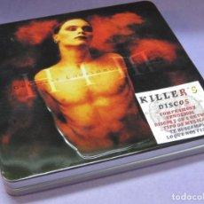 Casetes antiguos: HIM - GREATEST LOVESONGS VOL. 666 - CD EDICIÓN LIMITADA EN CAJA METÁLICA. Lote 254153060