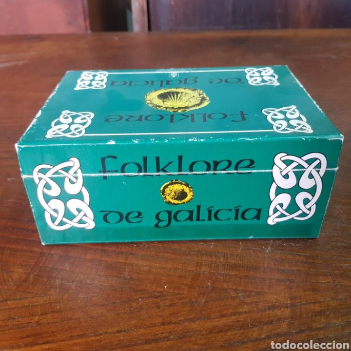 Casetes antiguos: FOLKLORE DE GALICIA 10 CASETTES DE MUSICA GALLEGA - Foto 7 - 254255605