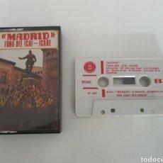 Cassette antiche: CASSETE TUNA DEL ICAI - ICADE. Lote 254646525