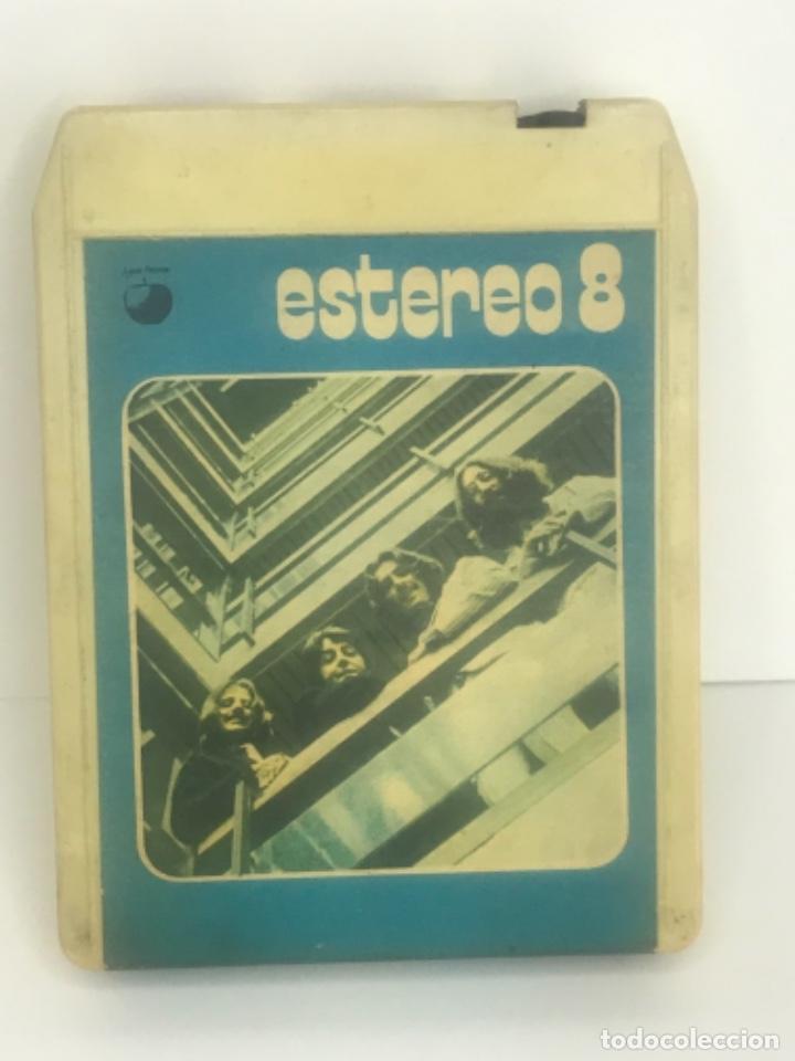 THE BEATLES VOL II (1967 1970) EMI CINTA ESTEREO 8 CARTUCHO DE 8 PISTAS. AZUL. (Música - Casetes)