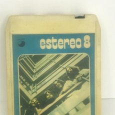 Casetes antiguos: THE BEATLES VOL II (1967 1970) EMI CINTA ESTEREO 8 CARTUCHO DE 8 PISTAS. AZUL.. Lote 261103935