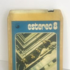 Casetes antiguos: THE BEATLES VOL II (1967 1970) EMI CINTA ESTEREO 8 CARTUCHO DE 8 PISTAS. AZUL.. Lote 261104790