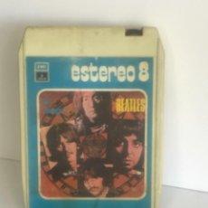 Casetes antiguos: THE BEATLES POR SIEMPRE. EMI CINTA ESTEREO 8 CARTUCHO DE 8 PISTAS. 1972.. Lote 261106125