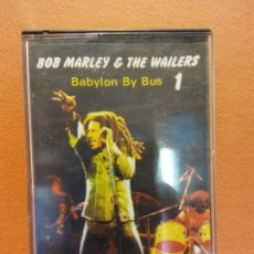 Casetes antiguos: CASETE. BABYLON BY BUS 1. BOB MARLEY & THE WAILERS. Lote 261185360
