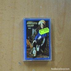 Casetes antiguos: JANIS JOPLIN - ABSOLUTE JANIS - CASSETTE. Lote 261211190