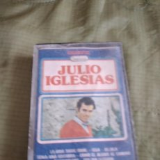 Cassettes Anciennes: G-76 CASETE MUSICA JULIO IGLESIAS LA VIDA SIGUE IGUAL. Lote 261840945
