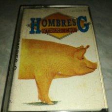 Casetes antiguos: HOMBRES G-ESTAMOS LOCOS O QUE. Lote 262967575