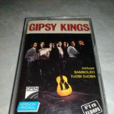 Casetes antiguos: GIPSY KINGS-VERSION ORIGINAL. Lote 262967875