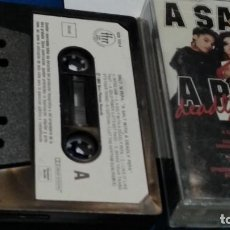 Casetes antiguos: CASETE CINTA CASSETTE ( SALT-N-PEPA A SALT WITH A DEADLY PEPA ) 1988 POLYGRAM - RAP / HIP HOP. Lote 263086930