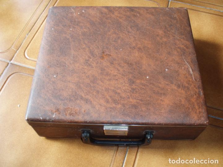 Casetes antiguos: MALETA PARA CASETES - Foto 2 - 263735710