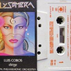 Casetes antiguos: LUIS COBOS - SOL Y SOMBRA. Lote 266336398