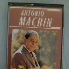 Casetes antiguos: ANTONIO MACHIN. Lote 268786459